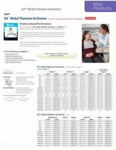 G&H Orthodontics Product Catalog Volumn 13